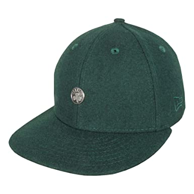 d8bae494de1247 New Era 59FIFTY Low Profile NBA Pin Boston Celtics Fitted Cap - 7 1/4
