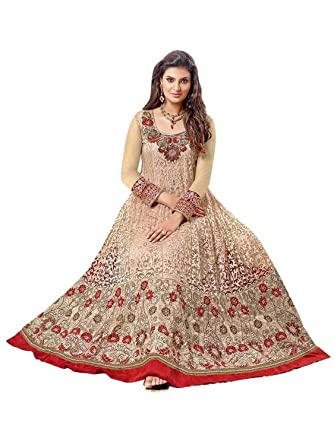 1178ebc079 Amazon.com  Indian Pakistani Salwar Kameez Anarkali Suit Designer Party Wear  Shalwar Dress  Clothing