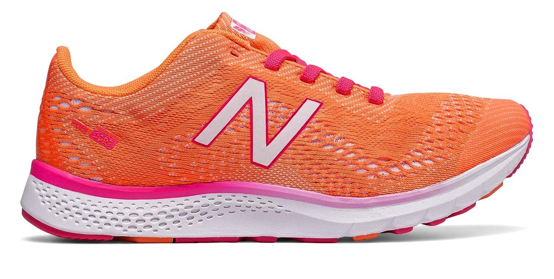 (ニューバランス) New Balance 靴シューズ レディーストレーニング FuelCore Agility v2 Vivid Tangerine with Alpha Pink ヴィヴィッド タン ピンク US 5.5 (22.5cm)   B079KMKZ5W