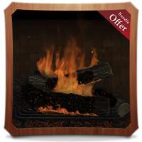 Tribal Fireplace HD - Wallpaper & Themes