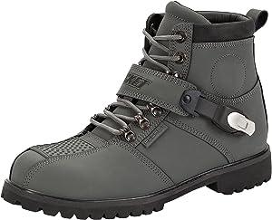 Joe Rocket - 1287-0610 Big Bang 2.0 Men's Motorcycle Riding Boots (Grey, Size 10)