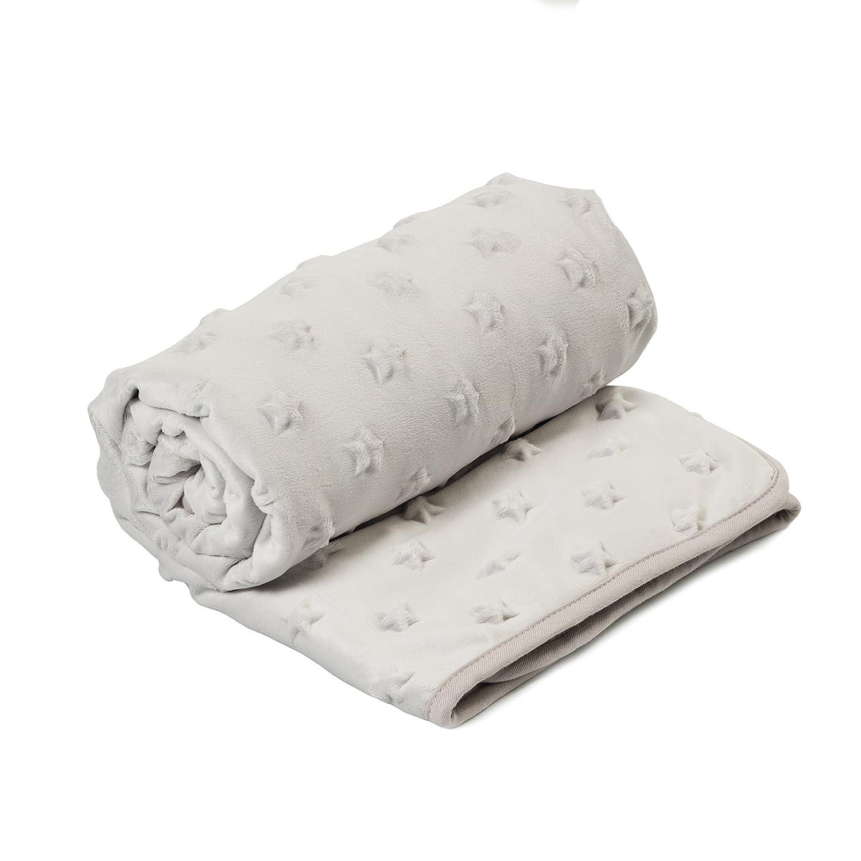 Pack of 2 Pink Silentnight Safe Nights Cellular Blanket