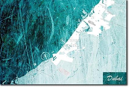 Amazon.com: Best Quality Prints Dubai, United Arab Emirates ... on world map nicaragua, world map osaka japan, world map new zealand, world map austria, world map england, world map istanbul turkey, world map luxembourg, world map hanoi vietnam, world map switzerland, world map italy, world map venezuela, world map croatia, world map australia, world map south africa, world map brazil, world map shanghai china, world map prague czech republic, world map mexico, world map sri lanka, world map wales,