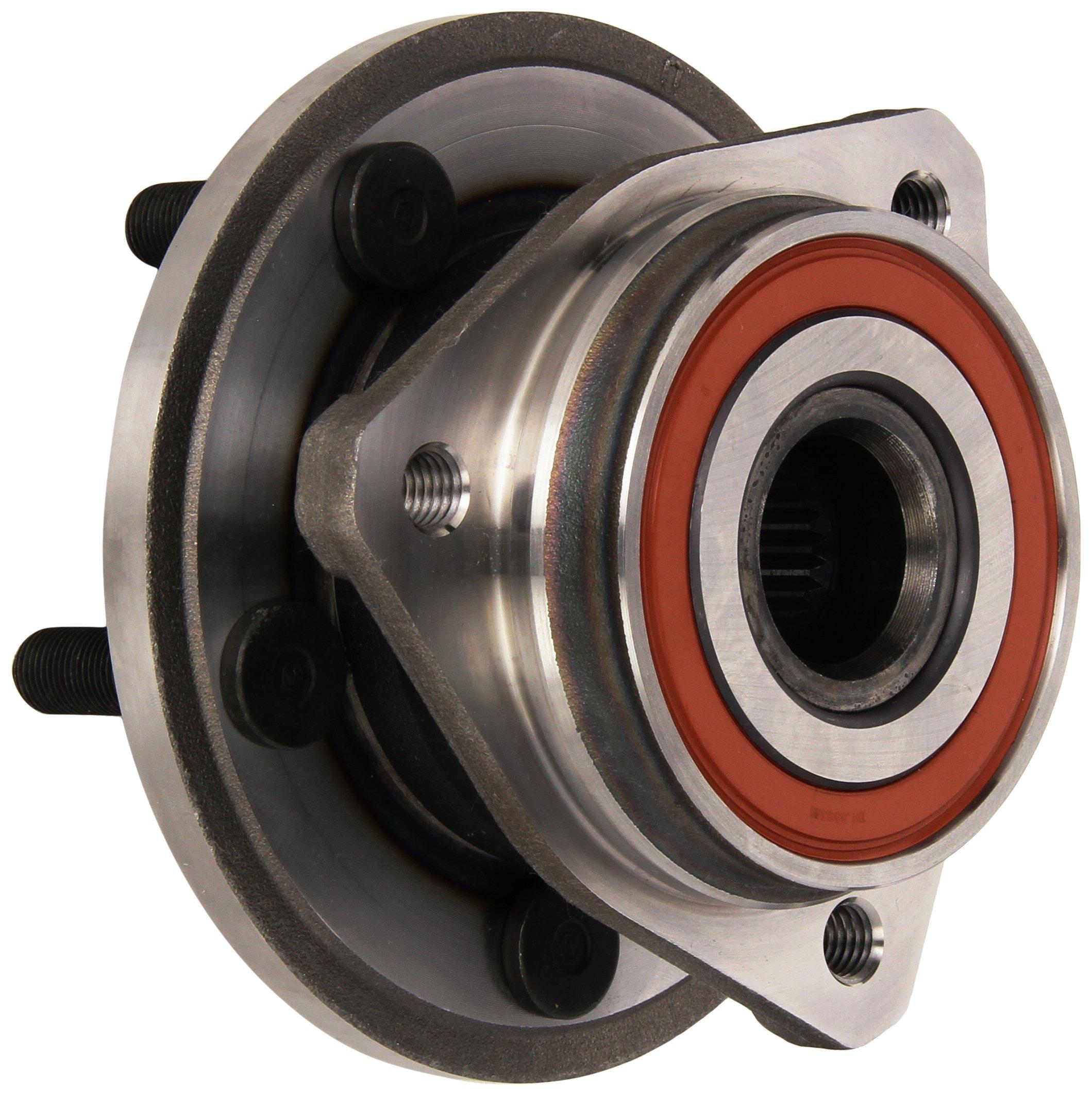 Timken HA597449 Axle Bearing and Hub Assembly