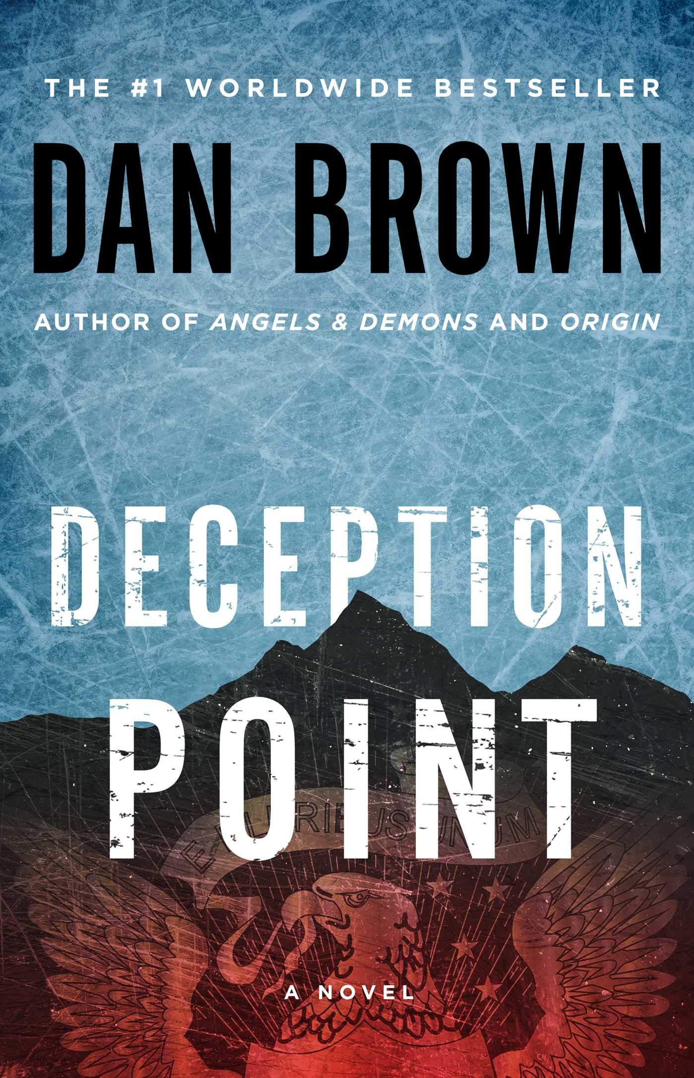 Deception Point Amazon Fr Brown Dan Livres Anglais Et Etrangers