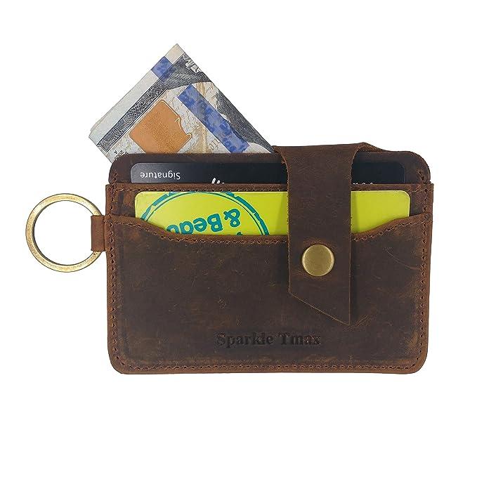 Amazon.com: Sparkle Tmax - Carteras minimalistas de bolsillo ...