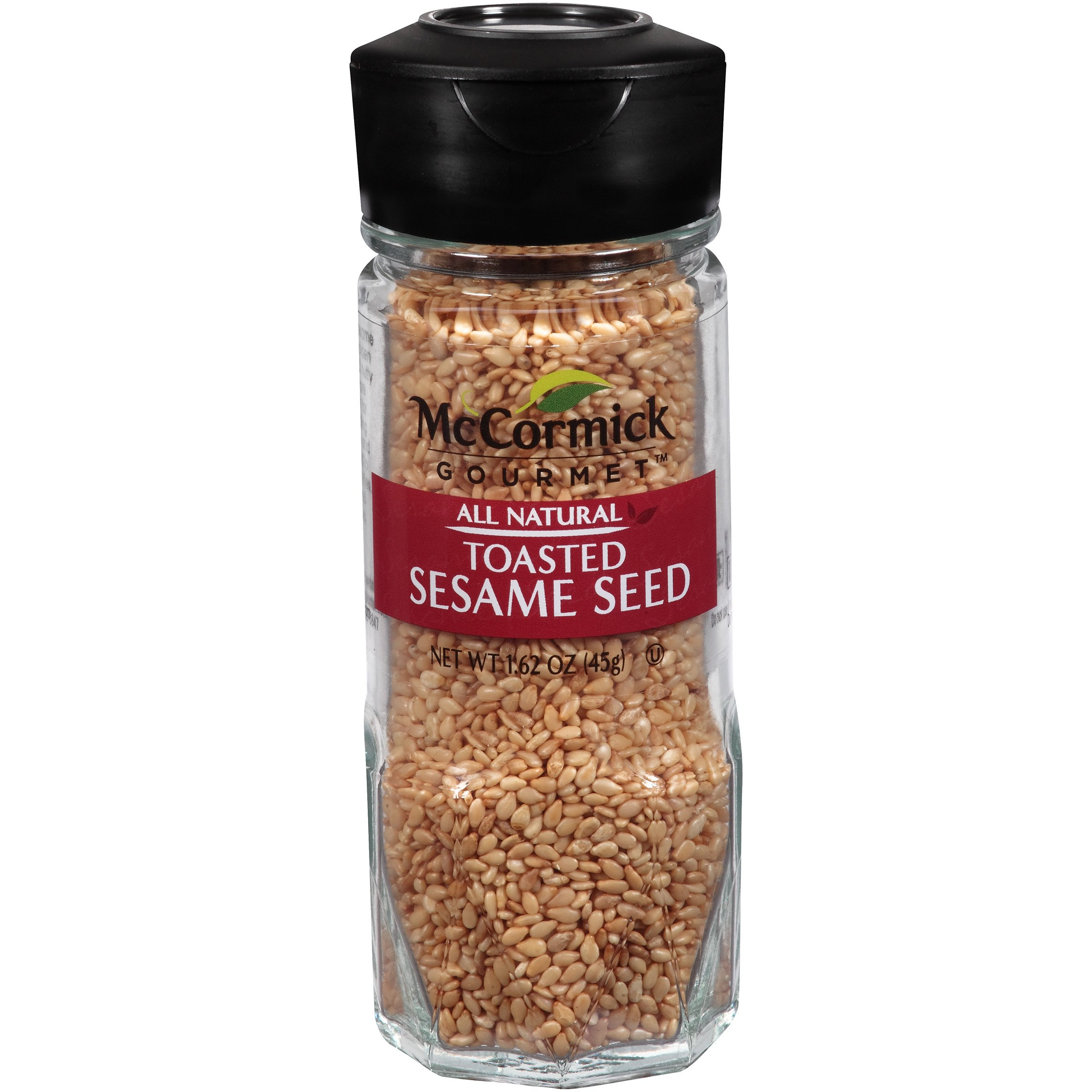 McCormick Gourmet Collection, Toasted Sesame Seed, 1.62-Ounce (Packaging May Vary)