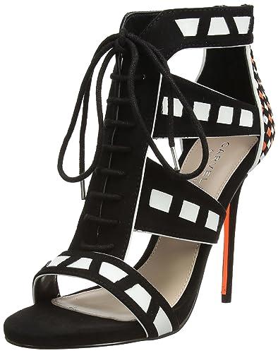 4119f62de62 Carvela Giraffe, Women's High Heel Sandals, Beige (Beige/Other) 6 UK ...