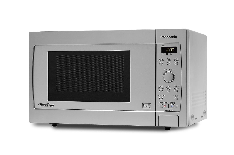 Panasonic nn-sd279sepg Micro Ondes solo 2 L, acero inoxidable ...