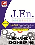 SSC JE: Mechanical Engineering - Topicwise Objective Book (ENGLISH & HINDI)