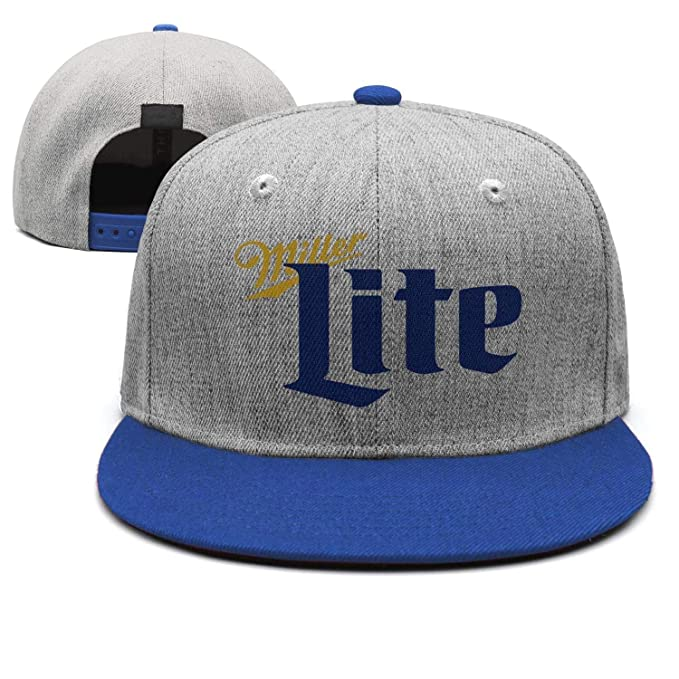 iorty rtty Cap Adjustable Style Miller-Lite-Beer- Street Dancing Sun Hats 8c739fbc2b73