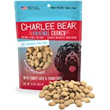 Charlee Bear 787108963900 Dog Treats with Turkey Liver & Cranberries
