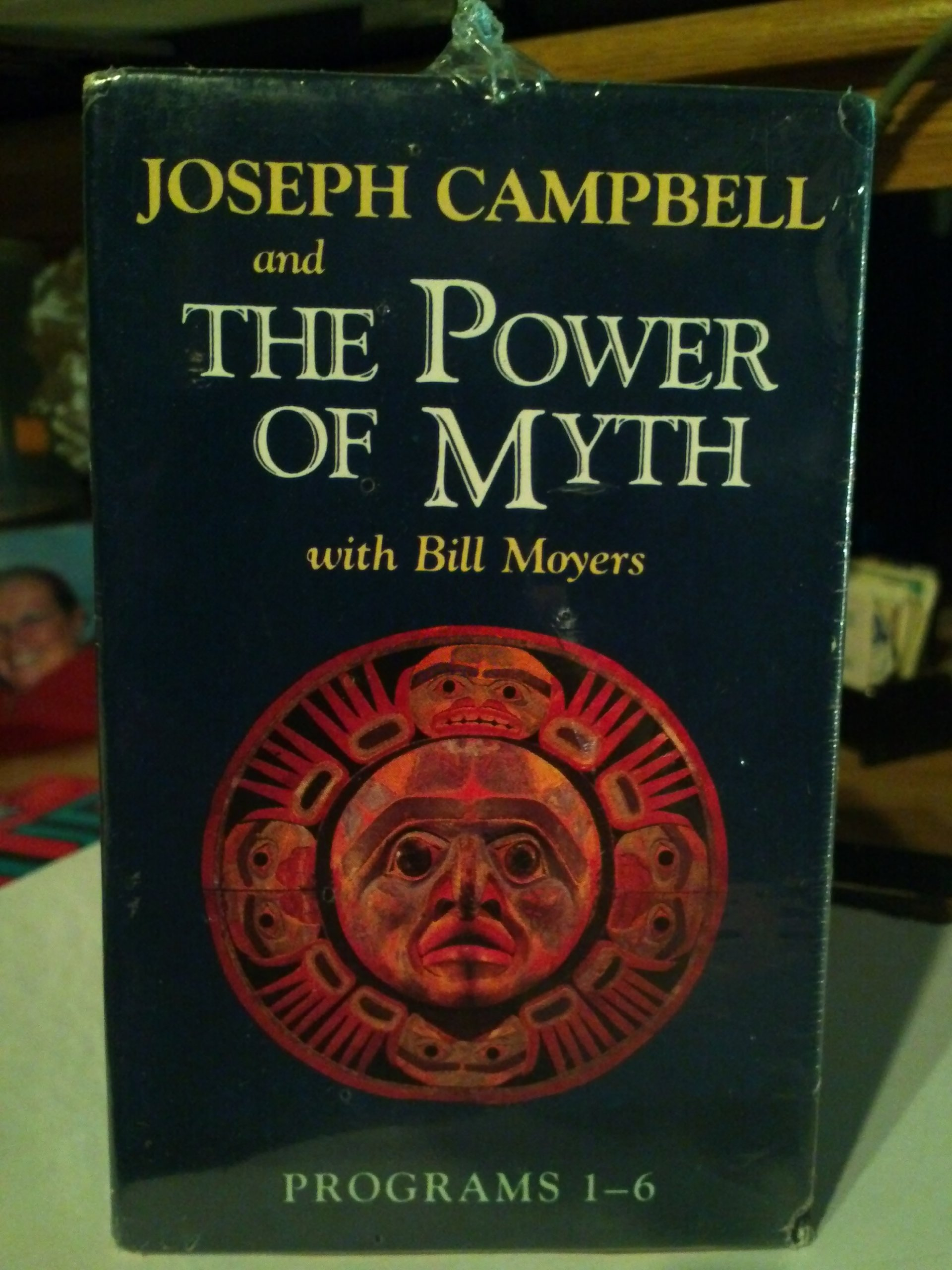 The Power of Myth Programs 1 - 6 Audiocassette: Joseph Campbell: Amazon.com:  Books