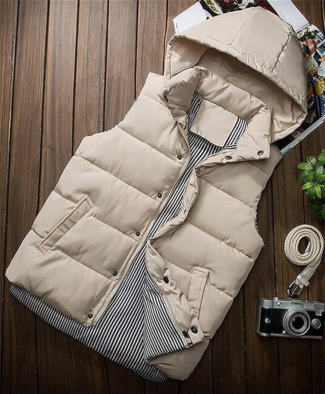 Geralds Fashion Mens V Neck Slim Fit 1501 button Suit Vests