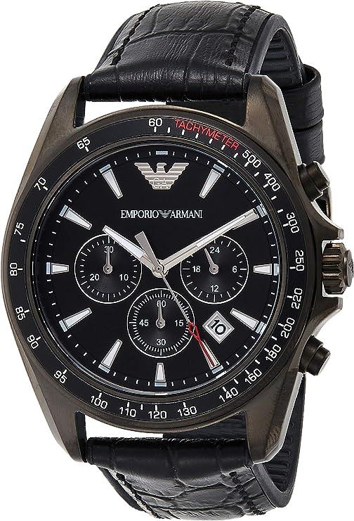 Reloj Emporio Armani para Hombre AR6097: Emporio Armani: Amazon.es: Relojes