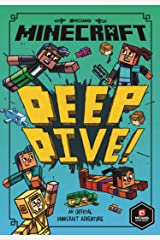 Minecraft: Deep Dive (Woodsword Chronicles #3) Kindle Edition