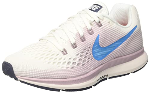 Ser triunfante mecanismo  Nike Women's Air Zoom Pegasus 34 Competition Running Shoes, White ...