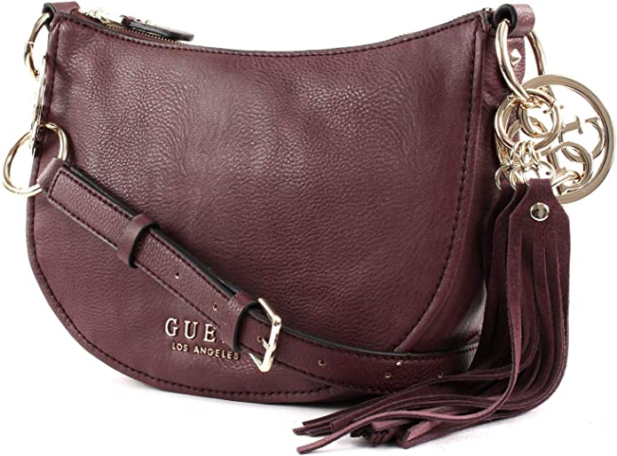 Guess Sac bandoulière Alana (hwvg70 94120) taille 18 cm