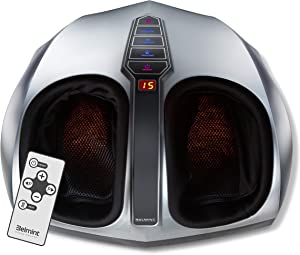 Belmint Shiatsu Foot Massager with Heat
