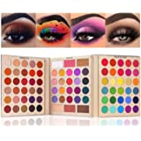 UCANBE Pretty All Set Eyeshadow Palette Holiday Gift Set Pro 86 Colors Makeup Kit Matte Shimmer Eye Shadow Highlighters Conto