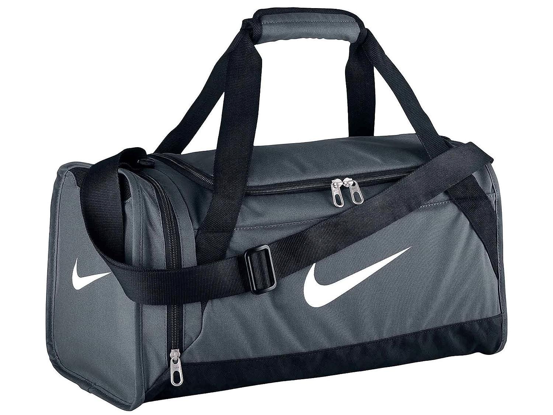 Nike Brasilia 6 bolsa de deporte XS Flint gris: Amazon.es: Ropa y ...