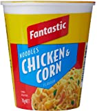 Fantastic Cup Noodle, Chicken and Corn, 70g