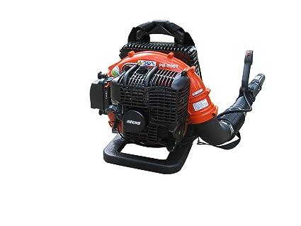 Amazon.com: Echo PB-500T. Mochila sopladora a gas de 50 ...