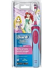Oral-B 81510676 - Cepillo de dientes infantil eléctrico de rotación (material De plástico