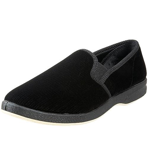 c053dff50f0d Foamtreads Men s Regal Slipper Brown  Amazon.ca  Shoes   Handbags