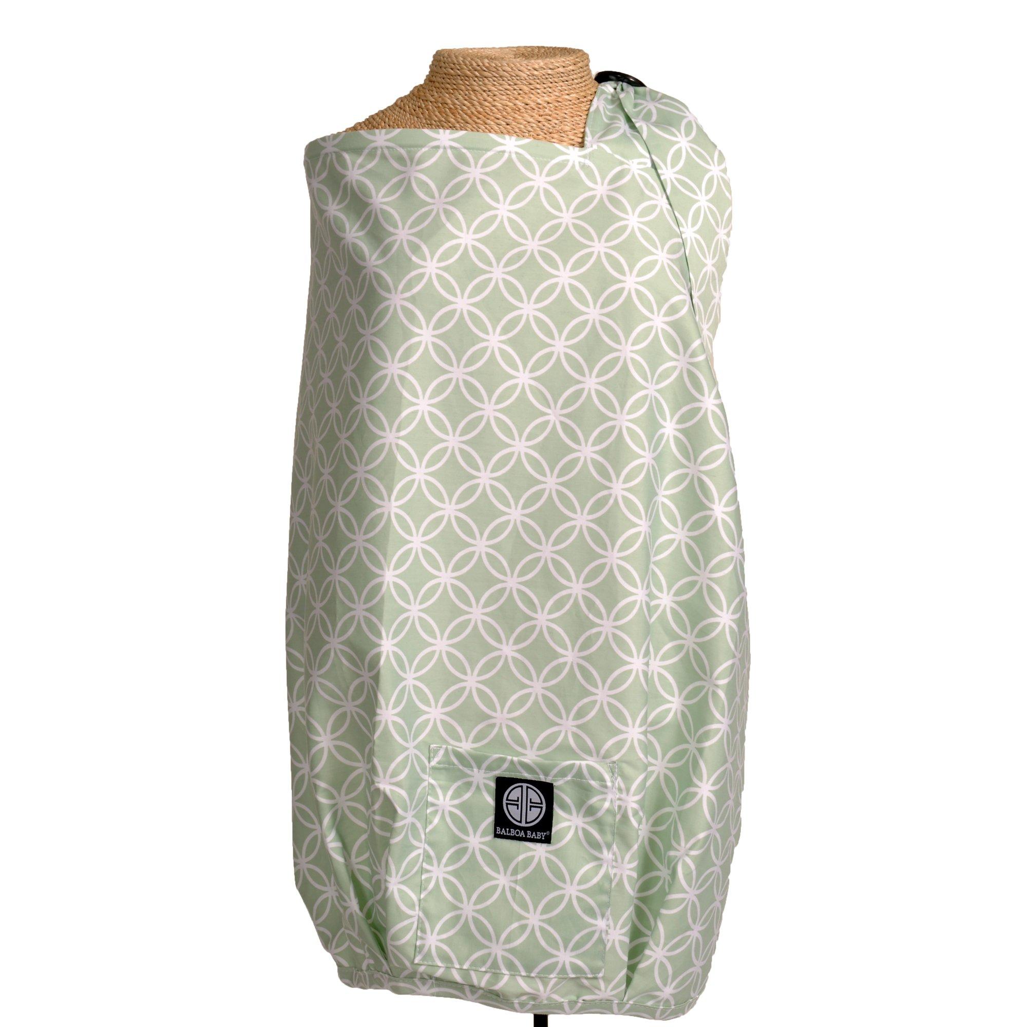 Balboa Baby Nursing Cover Sage Circle  sc 1 st  Amazon.com & Amazon.com: Balboa Baby Car Seat Canopy Diamond/Bali: Baby