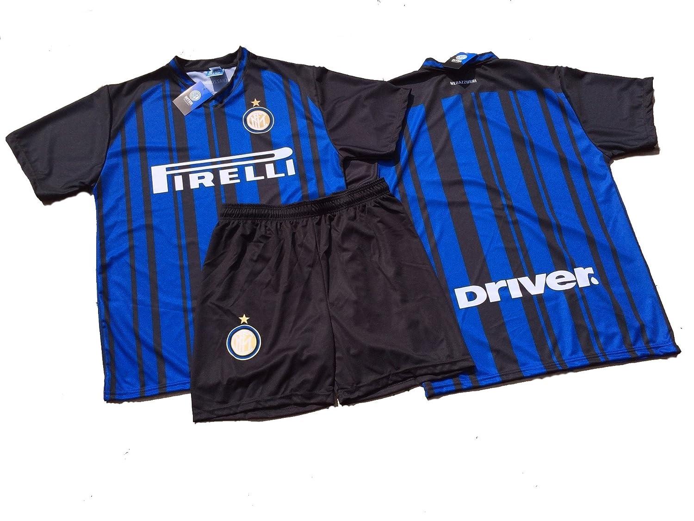 Chándal completo del Inter para hombre - Se incluye camiseta sin ...