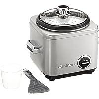 Cuisinart CRC400E Cuiseur à riz et céréales multifonctions, 6 personnes, Cuisson vapeur