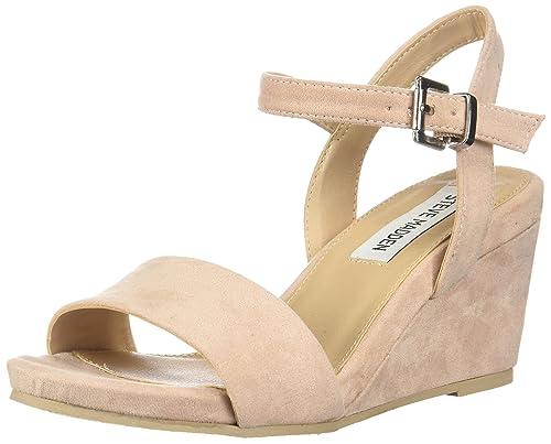 50a64f38f7c Steve Madden Womens Fanny Platform & Wedge Sandals