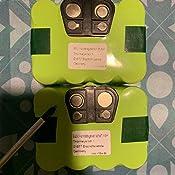 vhbw Batería NiMH 3300mAh (14.4V) para robot aspirador Home Cleaner Solac Ecogenic AA3400 como YX-Ni-MH-022144, NS3000D03X3.: Amazon.es: Hogar