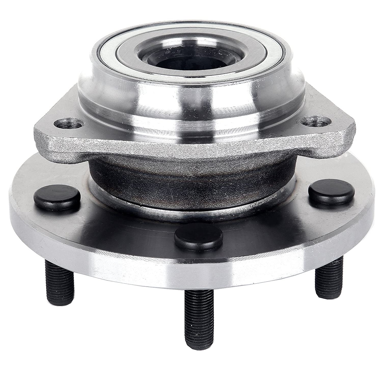 OCPTY Wheel Bearing Hub 513159 Front Bearing Assembly 5 Lugs Replacement fit for 1999-2004 Jeep Grand Cherokee 051409-5209-1632488862