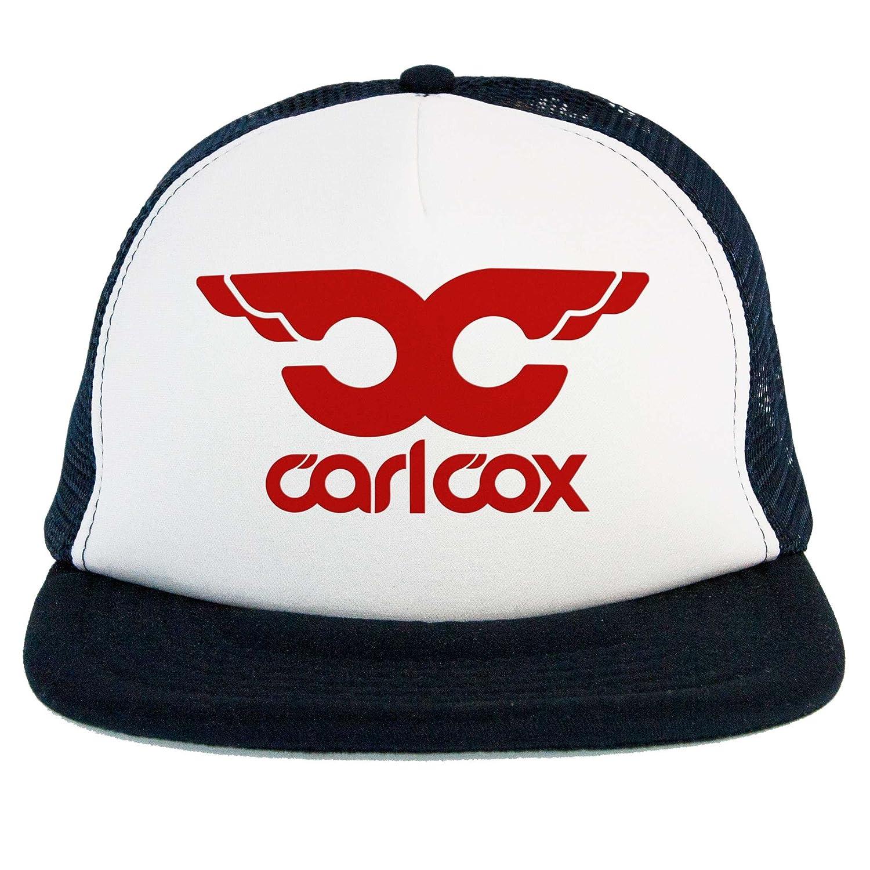 Sombrero Dj Carl Cox, Trucker Cap con el logotipo Música Techno ...