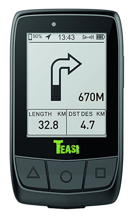 Teasi Core GPS para Ciclismo y Running 8bbe387774f
