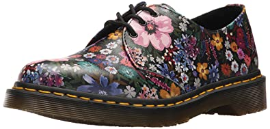 84d1ae30ad Dr. Martens Womens Black Wanderlust Backhand 1461 Shoes  Amazon.co ...