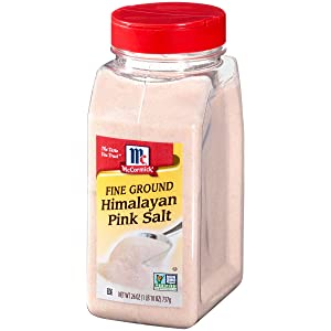 McCormick Fine Pink Himalayan Salt, 26 oz