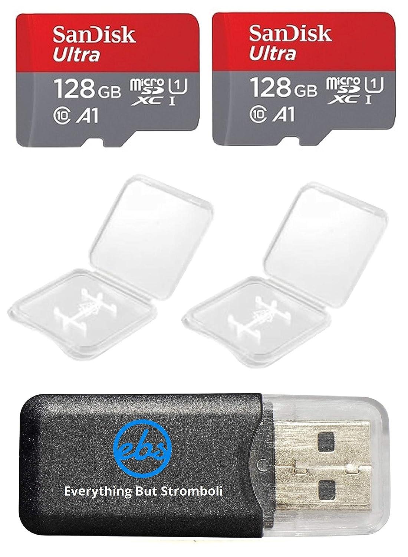 SanDisk Ultra - Tarjeta de Memoria SD SDXC (SSDSQUAR-128G-GN6MN ...
