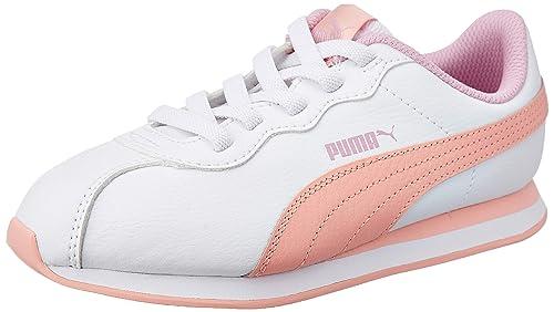 Buy Puma Boy's Turin II AC PS P.White