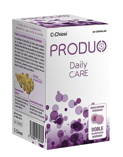 Produo Daily Care – Probiótico con doble capa protectora que contribuye al funcionamiento normal del sistema