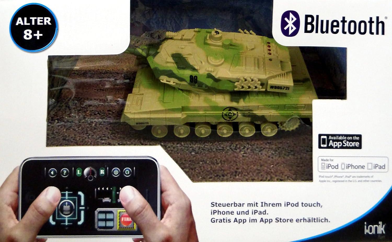 i.onik RC Panzer Ferngesteuert (1x grün)