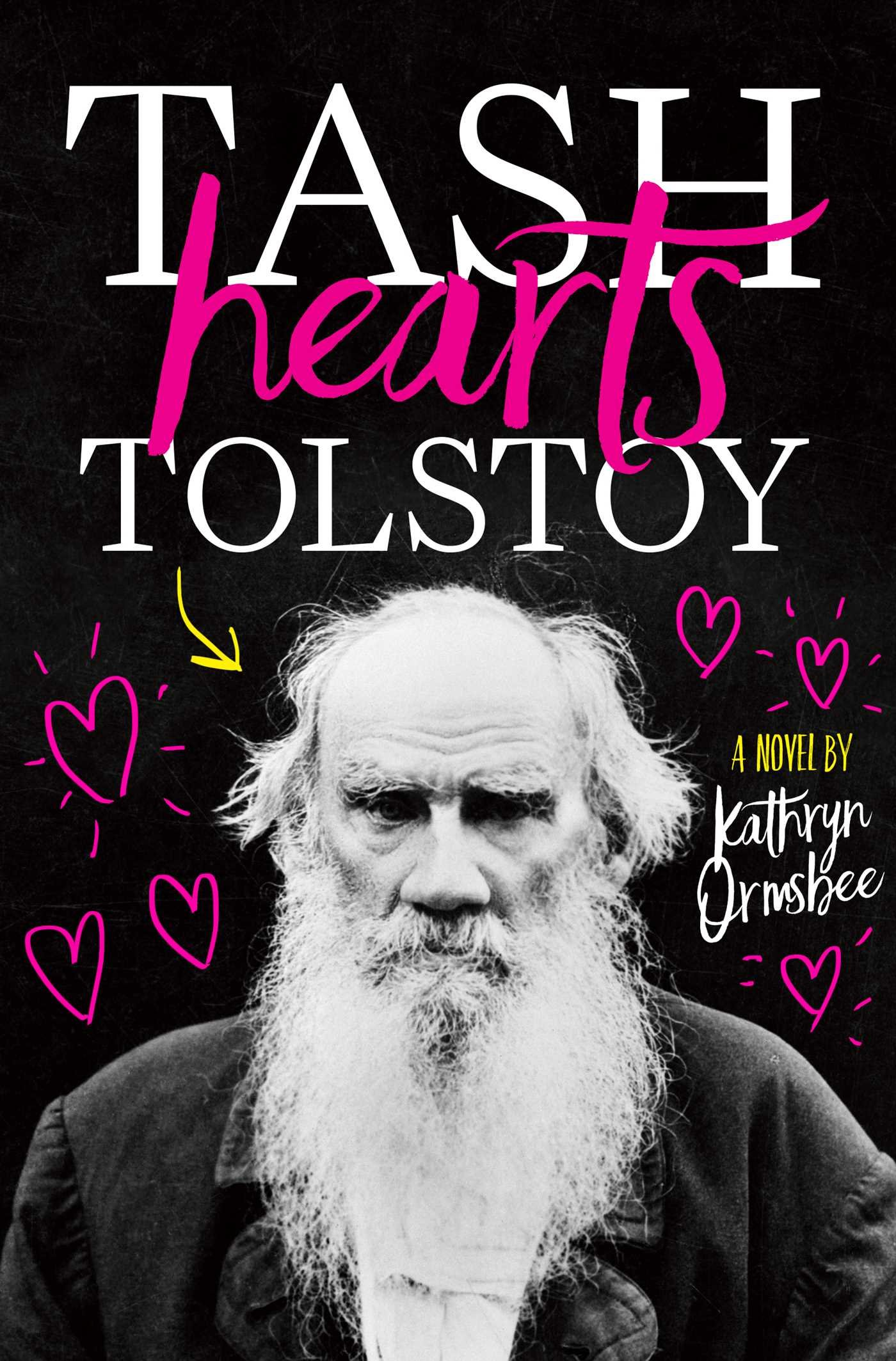 Image result for tash hearts tolstoy
