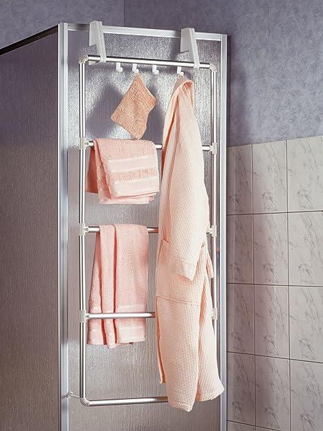 wenko 3302100 handtuchhalter fr tr und duschkabine family - Wenko Handtuchhalter Dusche