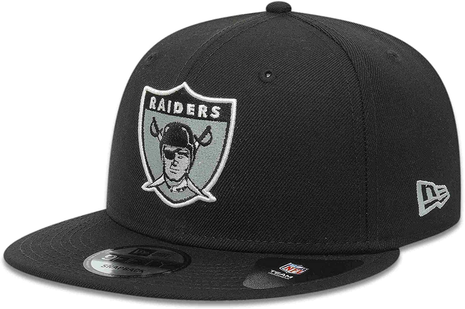 New ERA NFL Oakland Raiders 950 Cap Limited Edition Black with White