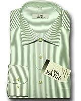 I am Paris - Herren Business & Freizeit Hemd, bügelfrei, Langarm, gestreift