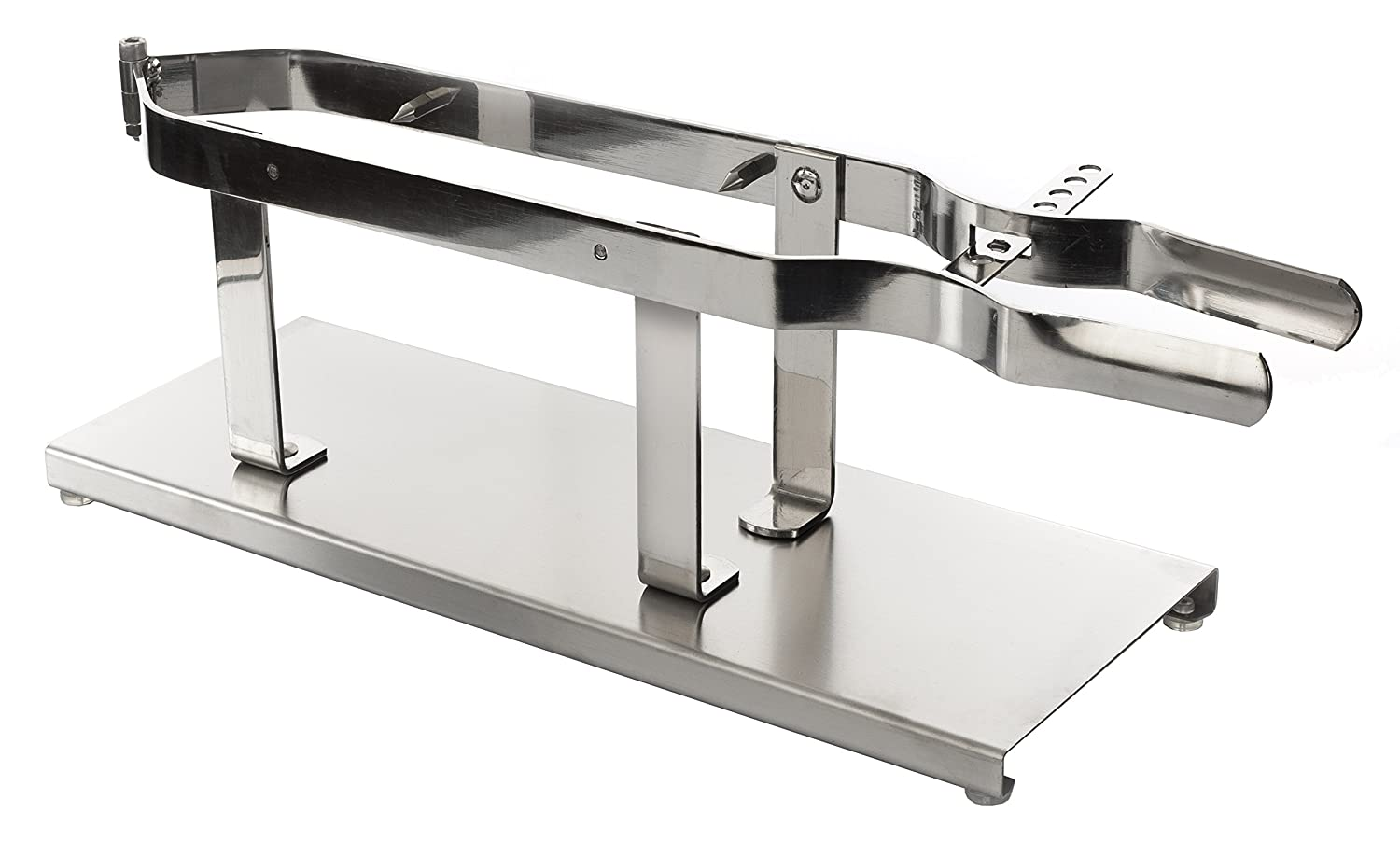 Ham Stand Clamp Stainless Steel Jamonprive | Professional Spanish Ham Holder