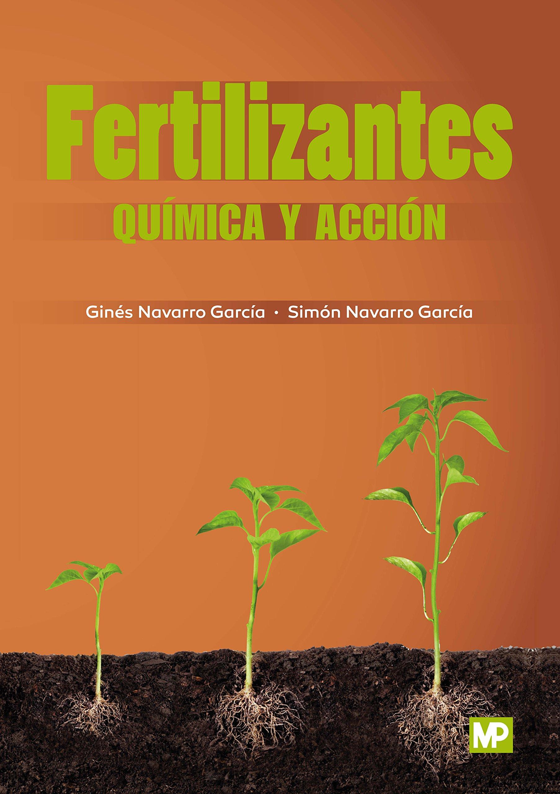 FERTILIZANTES QUIMICA Y ACCION (Spanish) Paperback – 2014