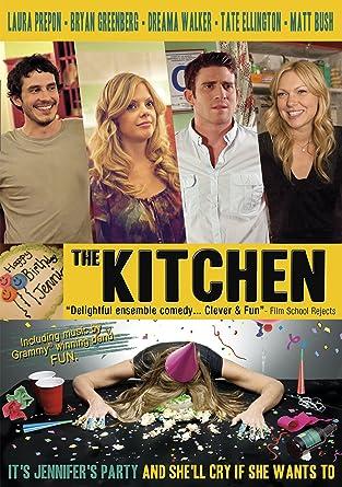 Amazon.com: The Kitchen: Bryan Greenberg, Laura Prepon, Dreama ...